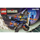 LEGO Time Tunnelator Set 6495