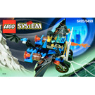 LEGO Time Tunnelator Set 6495 Instructions