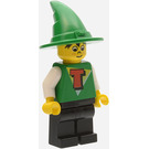 LEGO Timmy with Green Wizard Hat Minifigure