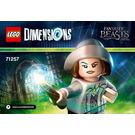LEGO Tina Goldstein Set 71257 Instructions