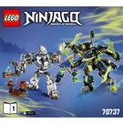 LEGO Titan Mech Battle Set 70737 Instructions