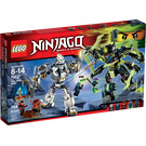 LEGO Titan Mech Battle Set 70737 Packaging