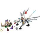 LEGO Titanium Dragon Set 70748