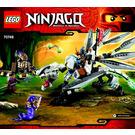 LEGO Titanium Dragon Set 70748 Instructions
