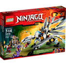 LEGO Titanium Dragon Set 70748 Packaging