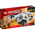 LEGO Titanium Ninja Tumbler  Set 70588 Packaging