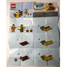 LEGO TLM2 Accessory Set 2019 853865 Instructions