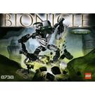 LEGO Toa Hordika Whenua Set 8738