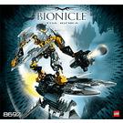 LEGO Toa Ignika Set 8697 Instructions