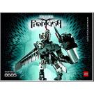 LEGO Toa Kopaka Set 8685 Instructions