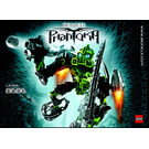 LEGO Toa Lewa Set 8686 Instructions