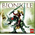 LEGO Toa Lhikan and Kikanalo Set 8811 Instructions