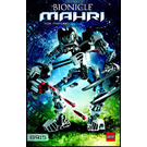 LEGO Toa Matoro Set 8915 Instructions