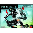 LEGO Toa Onua Set 8690 Instructions