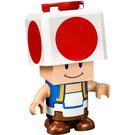 LEGO Toad Minifigure