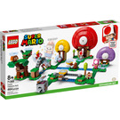 LEGO Toad's Treasure Hunt Set 71368 Packaging