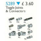 LEGO Toggle Joints and Connectors Set 5289