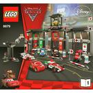 LEGO Tokyo International Circuit Set 8679 Instructions