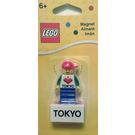 LEGO Tokyo Magnet (850802)