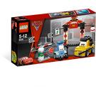 LEGO Tokyo Pit Stop Set 8206 Packaging