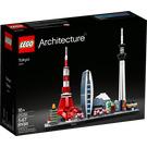 LEGO Tokyo Set 21051 Packaging