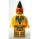 LEGO Tomahawk Warrior Minifigure
