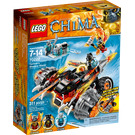 LEGO Tormak's Shadow Blazer Set 70222 Packaging
