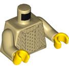 LEGO Torso with Crew Sweater (973 / 76382)