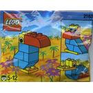 LEGO Toucan Set 2163