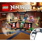 LEGO Tournament of Elements Set 71735 Instructions