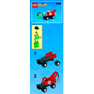 LEGO Tow-n-Go Value Pack Set 6468 Instructions
