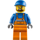 LEGO Tow Truck Driver Minifigure