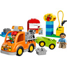 LEGO Tow Truck Set 10814