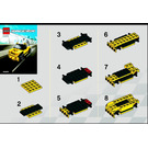 LEGO Tow Truck Set 30034 Instructions