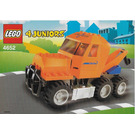 LEGO Tow Truck Set 4652