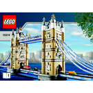 LEGO Tower Bridge Set 10214 Instructions