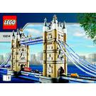 LEGO Tower Bridge Set 10214 Instructions