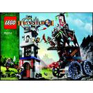 LEGO Tower Raid Set 7037 Instructions
