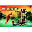 LEGO Tower Takedown Set 5883 Instructions