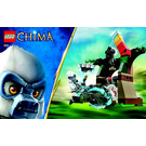 LEGO Tower Target Set 70110 Instructions