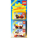 LEGO Town 3-Pack Set 1976