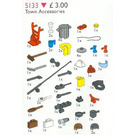 LEGO Town Accessories Set 5133
