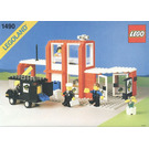 LEGO Town Bank Set 1490