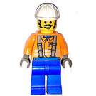 LEGO Town construction worker Minifigure