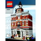 LEGO Town Hall Set 10224 Instructions