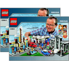 LEGO Town Plan Set 10184 Instructions