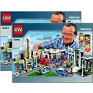 LEGO Town Plan Set 10184 Instructions