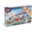 LEGO Town Plan Set 10184 Packaging