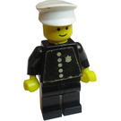 LEGO Town Police with 5 Buttons, Police Badge (Both Sides) Minifigure