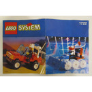 LEGO Town / Space Value Pack Set 1722 Instructions